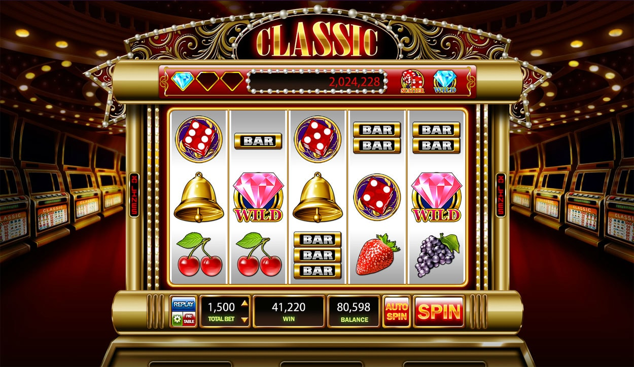 Online Casino Slots For Real Money Deposits | Casinos UK org
